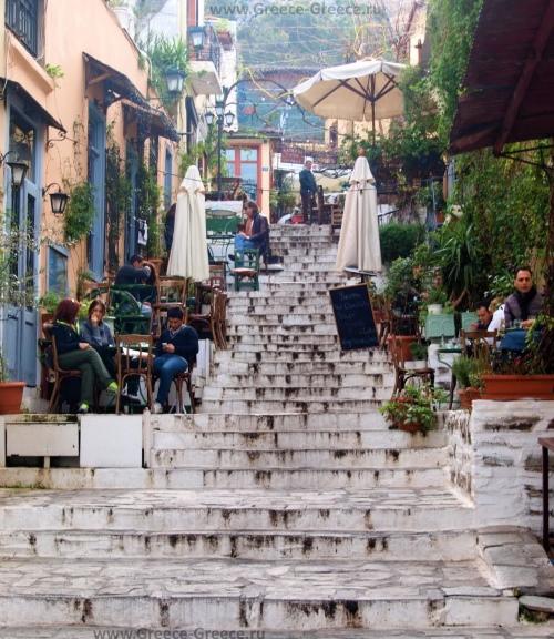 Район Псири, Афины