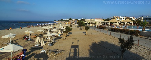 Пляжи Аниссараса