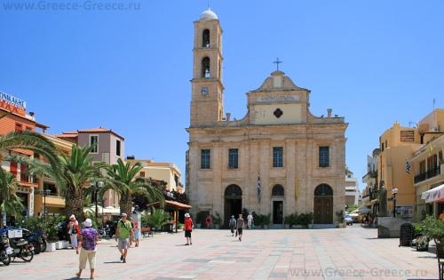 Кафедральный собор Ханьи