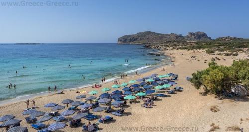 Пляж Фаласарна