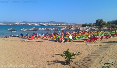 Пляж Христи Акти