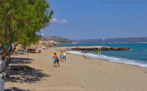 Пляж Каливес