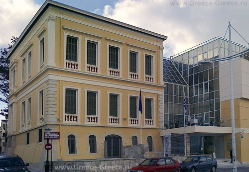 Исторический музей в Ираклионе