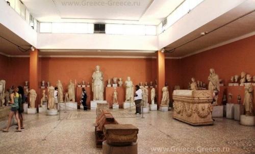 Археологический музей в �раклионе