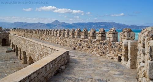 Венецианские стены Ираклиона