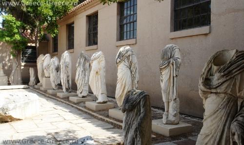 Археологический музей Коринфа