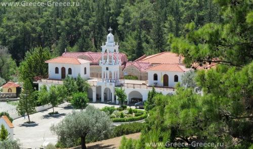 Монастырь Панагия Ипсени