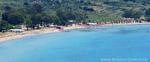 Пляжи Нафплиона
