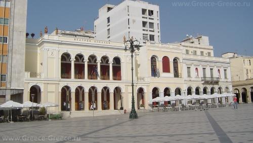 Театр Аполлон в Патрах