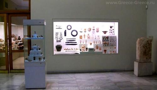 Археологический музей в Пирее