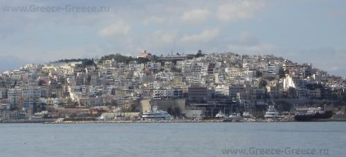 Холм Пророка Ильи в Пирее