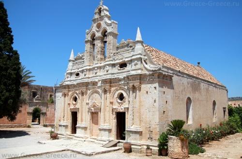 три основных монастырь аркади маршруты туристов этом рейтинге