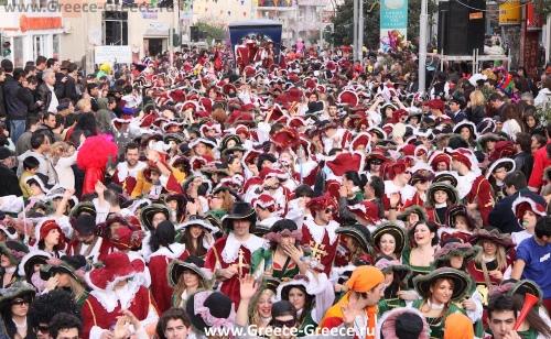 Карнавал в Ретимно