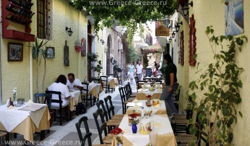 улица Солидо в Ретимно