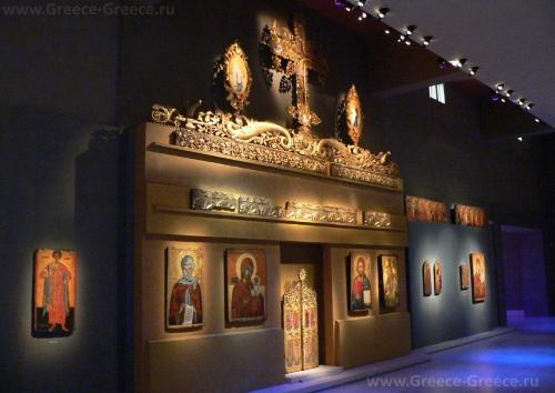 Византийский музей в Салониках