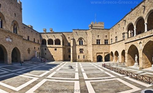 Крепость святого Николая в Ялиссосе