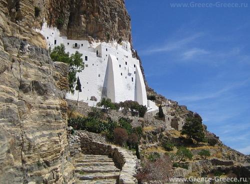 Монастырь Богородицы Хозоветиссы