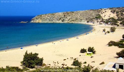 Пляжи Гавдоса