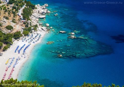 Пляжи Карпатоса