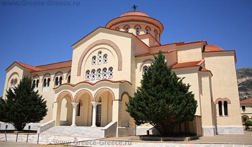 Монастырь Святого Герасимоса