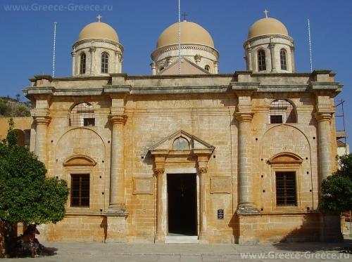 Монастырь Агиа Триада