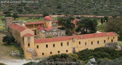 Монастырь Гувернето
