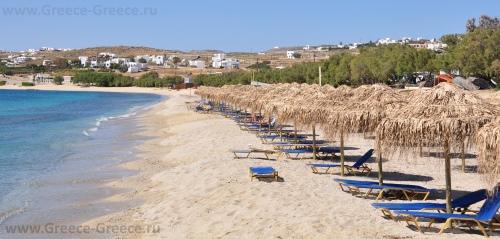 Пляж Калафати