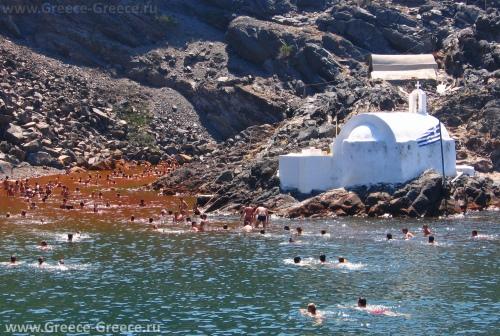 Остров Палеа Камени