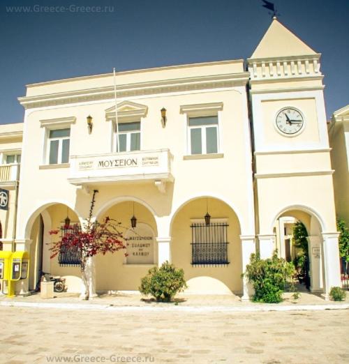 Музей Дионисия Соломоса
